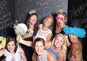 OBX Photobooth Let's Take A Selfie