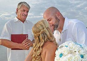 Rev. Rande Banks OBX Wedding Officiants