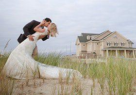 Jennettes Pier Wedding Venue