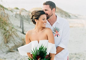 Sarah D'Ambra Wedding Photography OBX
