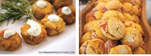 wedding catering tips obx