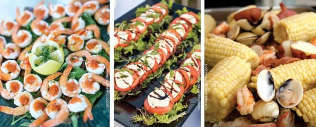 wedding catering obx