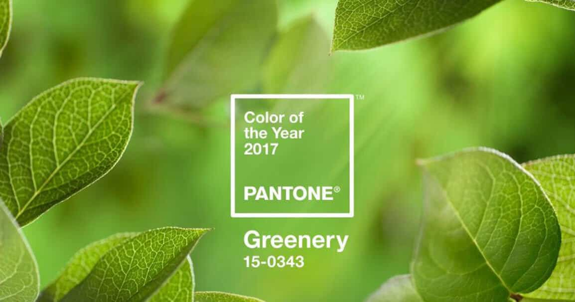 Wedding Color of the Year 2017
