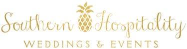Southern Hospitality Weddings & Events Logo