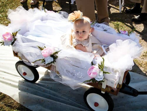 babies in outer banks weddings