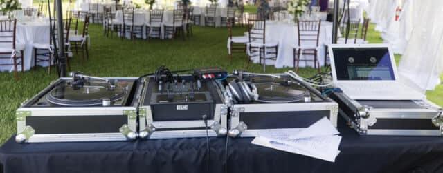 outer banks wedding dj