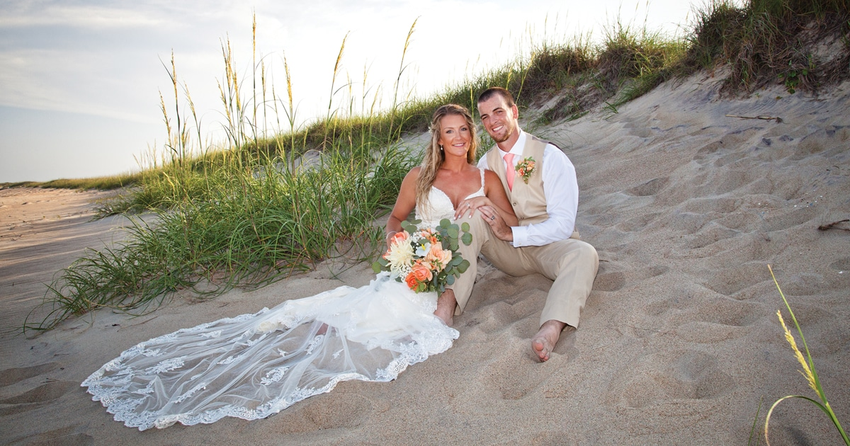 outer banks wedding photographers