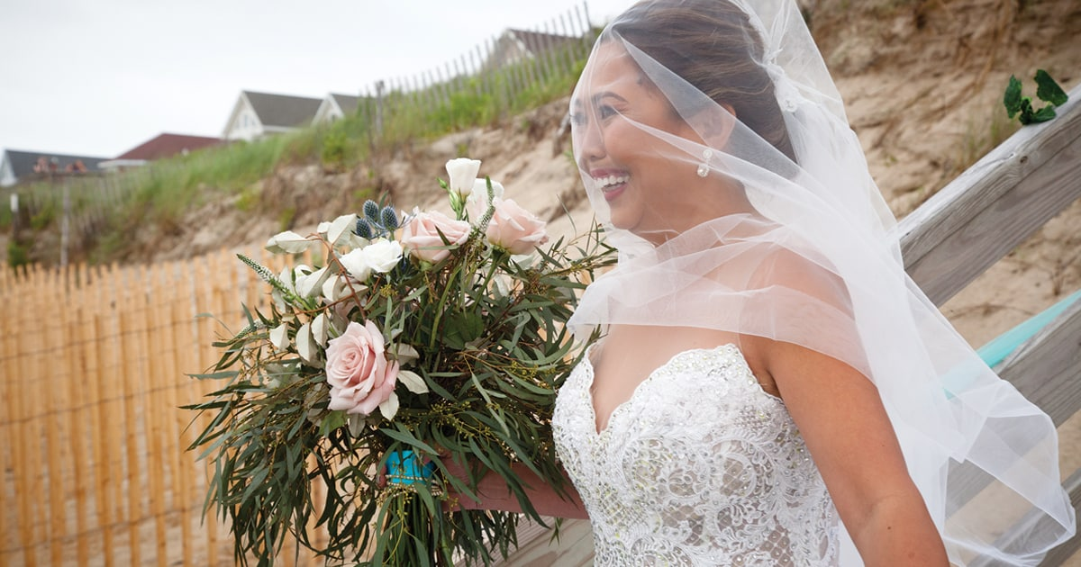 wedding photographers on the outer banks