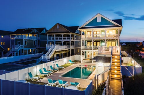 obx event homes