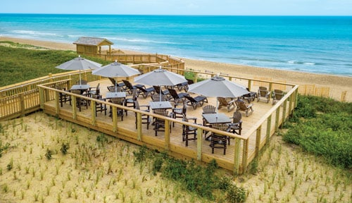 outer banks wedding venue