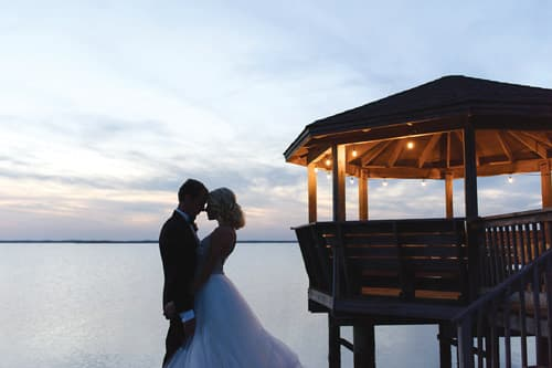 Sanderling weddings