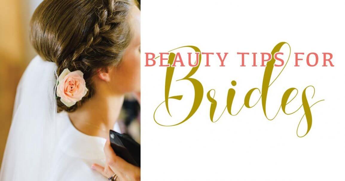 bride beauty tips