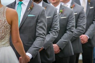 groom's wedding planning