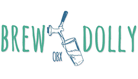 Brew Dolly OBX Mobile kegerators Logo