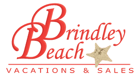 Brindley Beach Vacations & Sales Logo