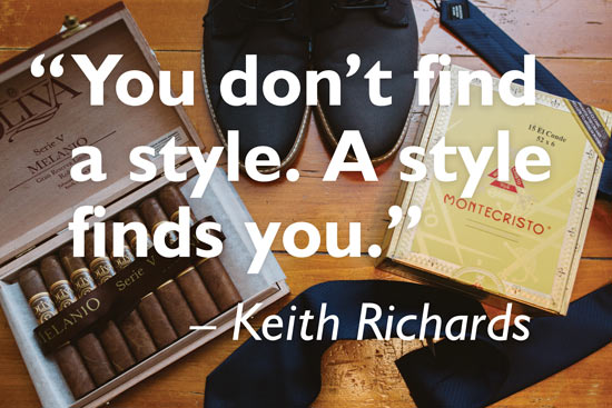find style keith richards