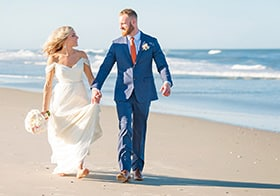 Gingersnaps OBX Wedding Photography
