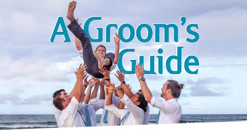 grooms guide wedding planning