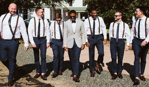 groomsmen obx