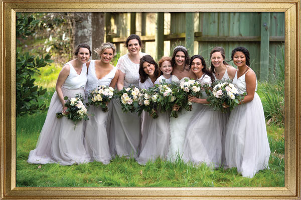 how to choose bridesmaids