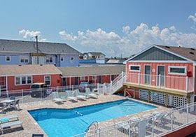 Sea Sea Motel