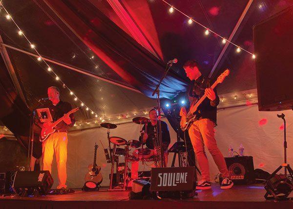 outer banks wedding band