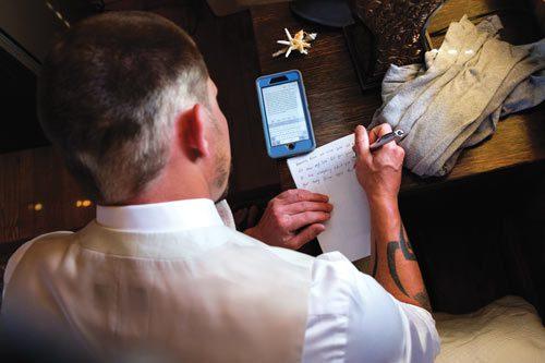 best groom vows