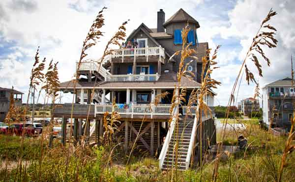wedding house obx