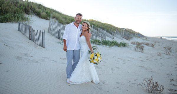 outer banks beach weddings