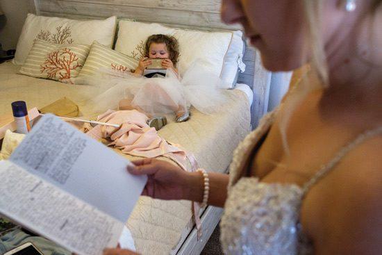 obx wedding story