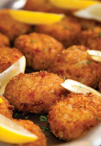 crab cakes catering OBX