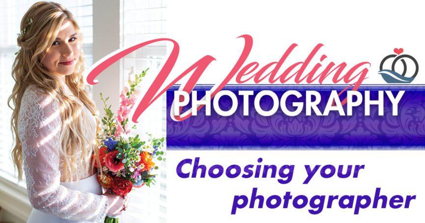 choose wedding photographer