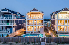 Resort Realty event homes
