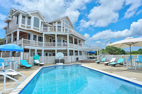 Seaside Vacations OBX Event Homes